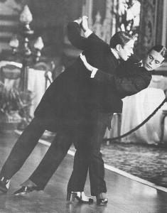 Anthony Dowell ruolo di Nijinsky nel film Valentino di Ken Russell
